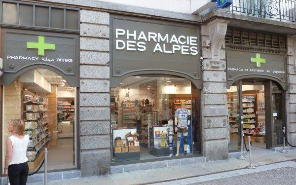 Pharmacie des Alpes - Chamonix (74)