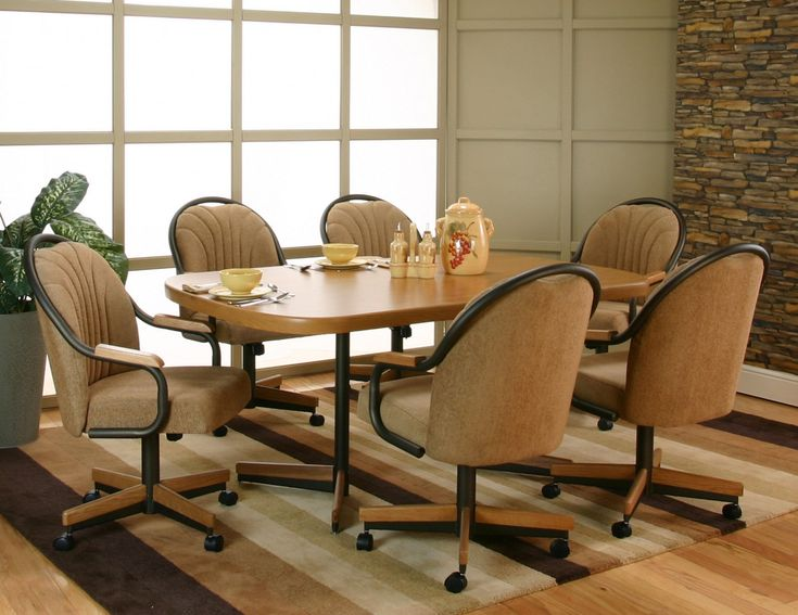 The 25 Best Swivel Dining Chairs Ideas On Pinterest  Chair Interesting Leather Swivel Dining Room Chairs Design Ideas