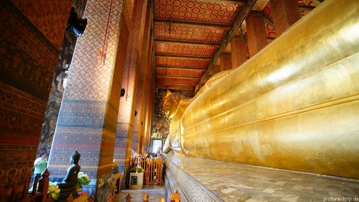 liegender Buddha (Wat Pho)