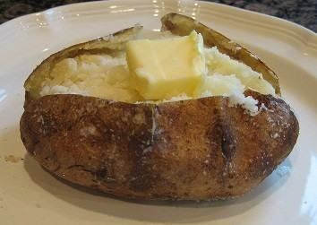 Perfect Oven Baked Potatoes. I Use This Giude Everytime! They Come Out Perfect!