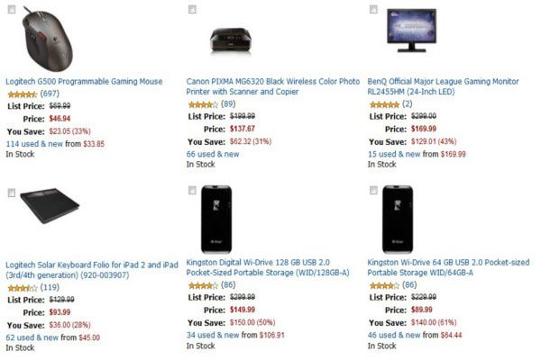 [Deal] Up To 70% Sale On PC Accessories, 60-Inch Samsung Smart TV -  [Click on Image Or Source on Top to See Full News]