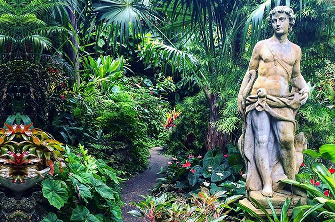 Breathtaking Wonders Barbados Tour - Harrisons Cave and Hunte's Gardens