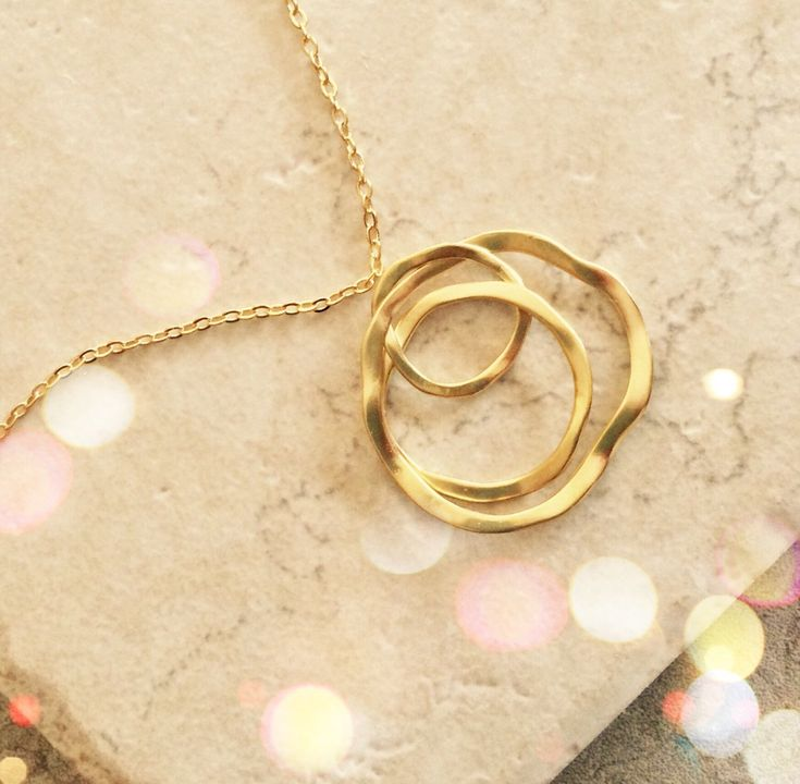 A personal favorite from my Etsy shop https://www.etsy.com/listing/231858093/infinity-necklace-jewelry-good-luck-gift