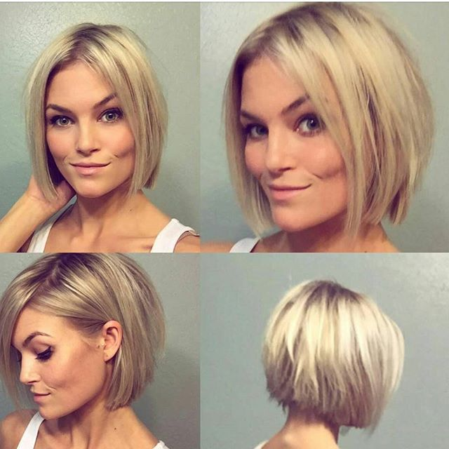 Admirable 1000 Ideas About Straight Bob Haircut On Pinterest Straight Bob Hairstyle Inspiration Daily Dogsangcom