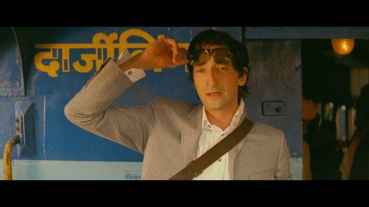 The Darjeeling Limited, Wes Anderson. #anderson #darjeeling #film #movie #India #brothers #brody #adrienbrody #wesanderson