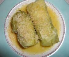 Ricetta Involtini di verza (completamente fatte nel Bimby) da Gina - Ricetta della categoria Secondi piatti a base di carne e salumi