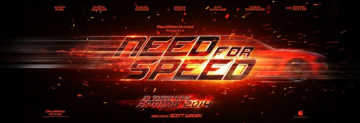 Película de Need For Speed