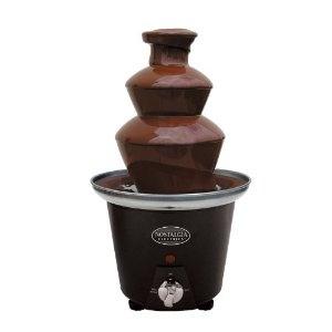 #4: Nostalgia Electrics CFF-965 Mini Chocolate Fondue Fountain