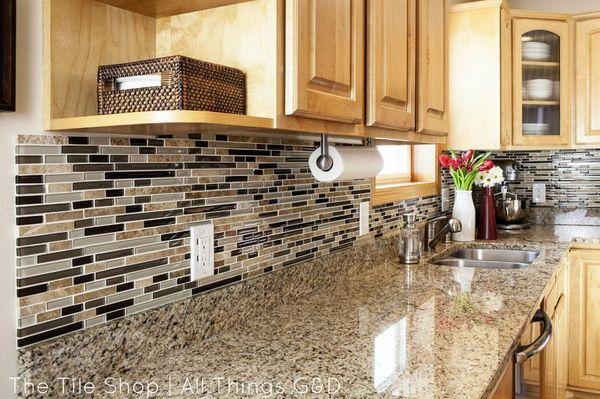 Best 25 Granite Backsplash Ideas On Pinterest Kitchen