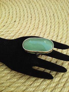 Νήσος : Χειροποίητα δαχτυλίδια