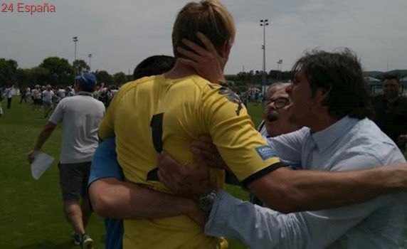 Iván Vallés, inesperado héroe del ascenso del Ontinyent a Segunda B
