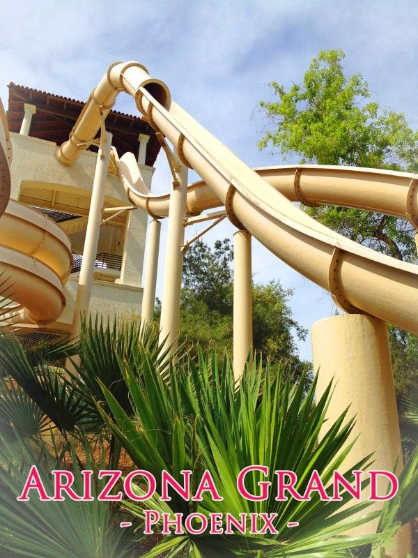 Review of the #Arizona Grand Resort and Spa for families | tipsforfamilytrips.com #Phoenix