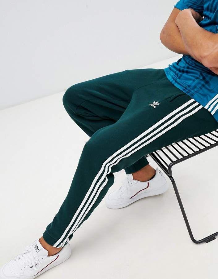ShopStyle: adidas Skinny Joggers AJ7673   Ropa adidas, Ropa