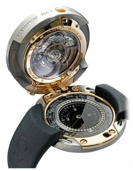 New 'downhill From Model WatchesMens Aspen Compass The Watch Gt' Lj5A4R