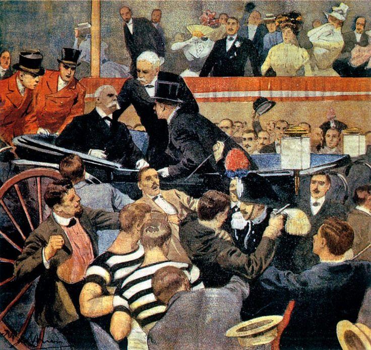 Monza, 29 Luglio 1900