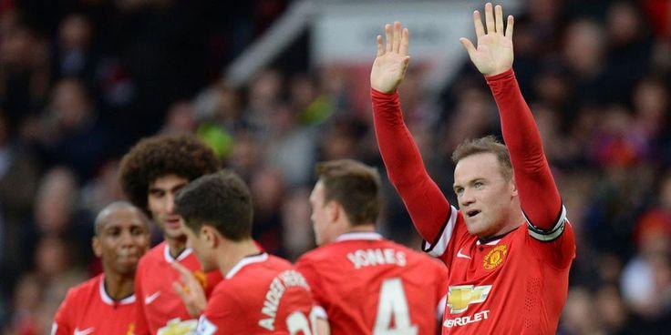 Rindu Kemenangan pada Laga Derby, Pelatih Manchester United Minta Bantuan Rooney - Pelatih Manchester United, Louis van Gaal, meminta kepada sang kapten