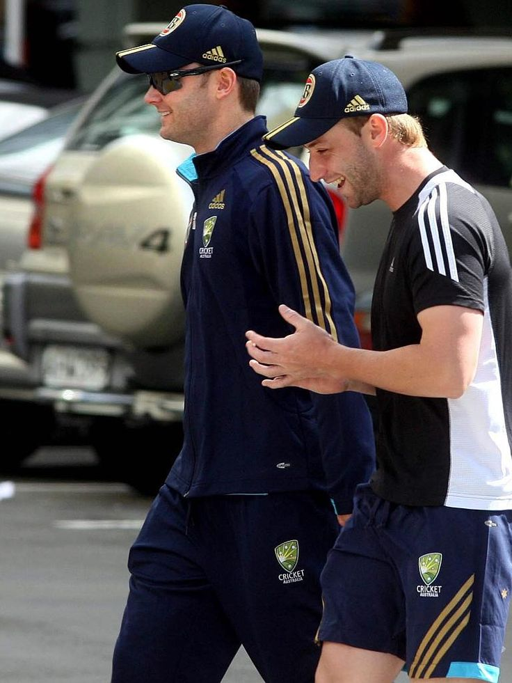 Brothers for Life as quoted by Michael Clarke . Michael Clarke and Phillip Hughes