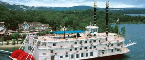 Buy Showboat Branson Belle Lunch & Dinner Cruises Tickets
