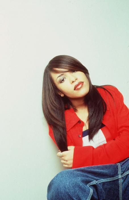Beautiful aaliyah!:) I love her