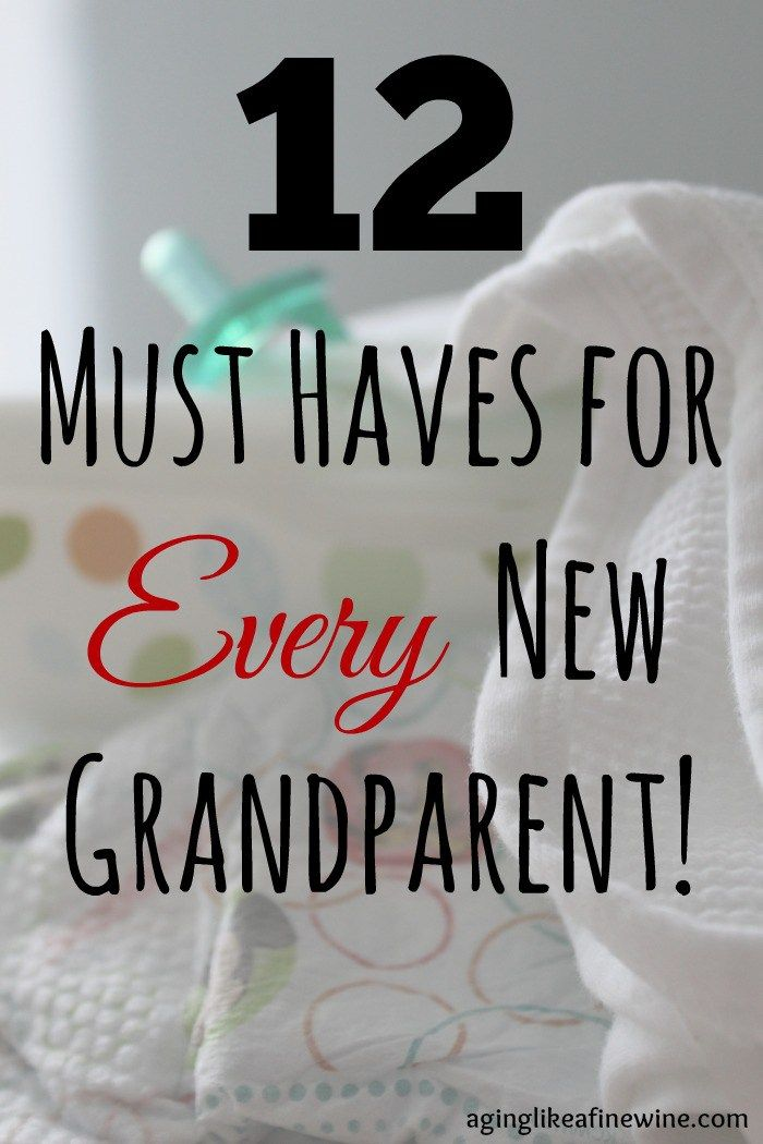 Baby Gift Ideas From Grandparents : Best new grandparent gifts ideas on unique