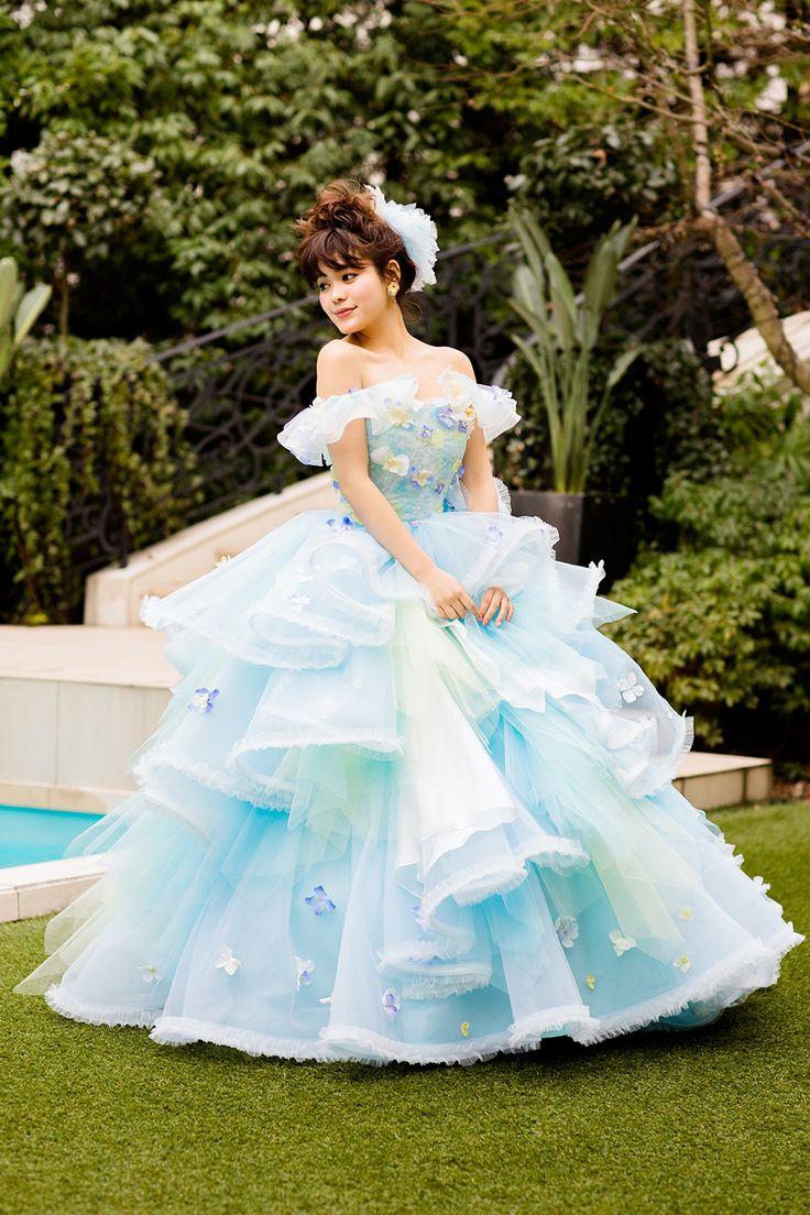 Sophie   ハニーウェディング   北海道札幌市のウェディングドレス ショップHANYWEDDING(ハニーウェディング)