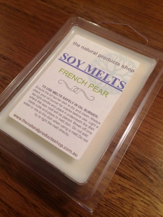 Soy Melts Tray  Approx 65g  Choose your Scent by TheNaturalProductsCo
