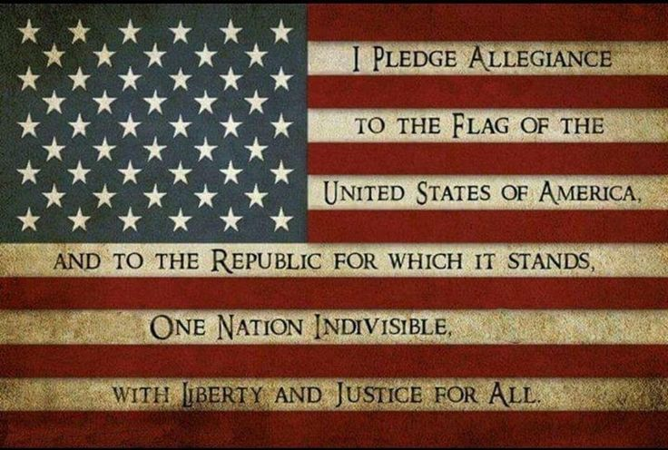 The Pledge of Allegiance was authored in 1892., by Francis Bellamy, a defrocked…