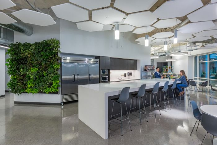 Office Tour Ford Research Innovation Center Offices Palo Alto Innovation Centre Corporate Interiors Innovation
