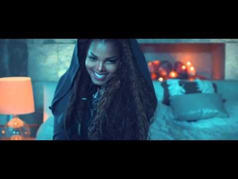 """Janet Jackson - """"No Sleeep"""" Feat. J.Cole 