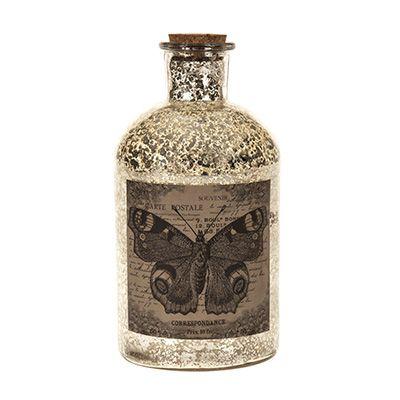 Vintage Butterfly Vase