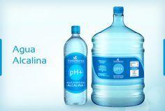 Agua Purificada Alcalina