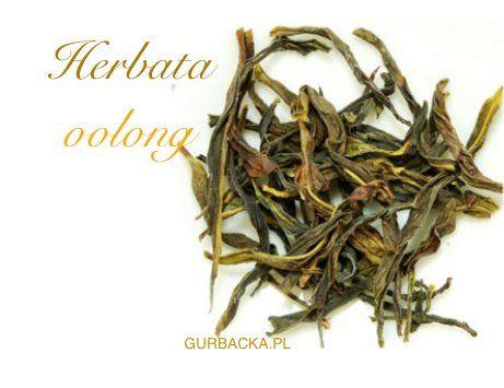 herbata oolong napoje na odchudzanie