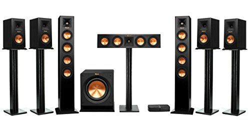 Introducing Klipsch RPHD Wireless 71 Home Theater System. Great product and follow us for more updates!