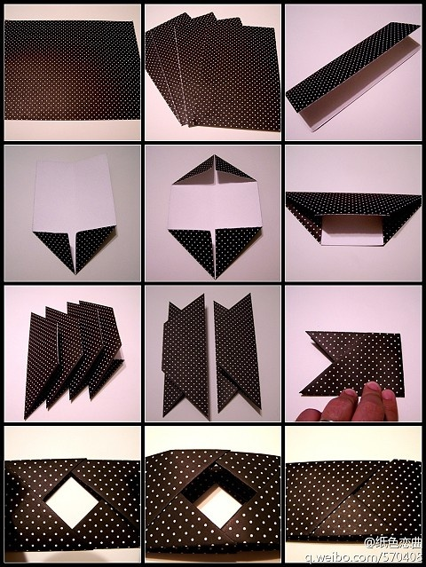 box origami tutorial