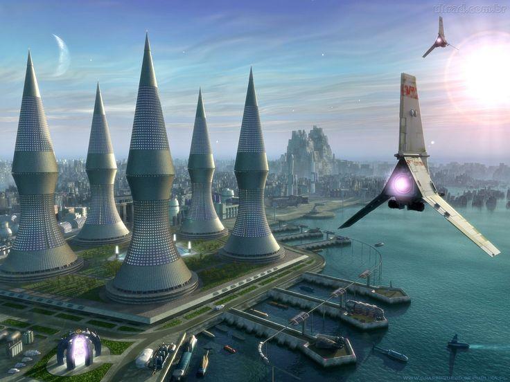 PROJETO TRANSIÇÃO DA TERRA-A grande hora da mudança-Cidades do Futuro-Uma sociedade sustentável e planejada-Parte 5   A Luz é Invencível