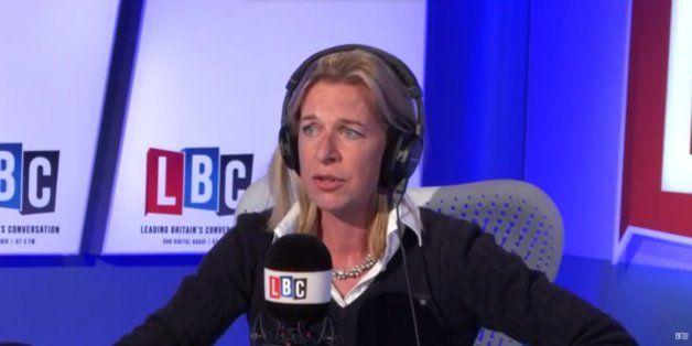 A Muslim Radio Caller Just Left Katie Hopkins Speechless