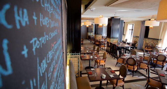 The Skirvin Hilton Oklahoma City Hotel, OK - Park Ave. Grill | OK 73102