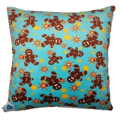 itti minkee cushion cover - Gingerbread
