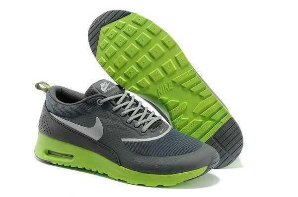 https://www.sportskorbilligt.se/  1830 : Nike Air Max Thea Billigt Herr Fluorescent Grön Grå Silver SE048803wUEhzq