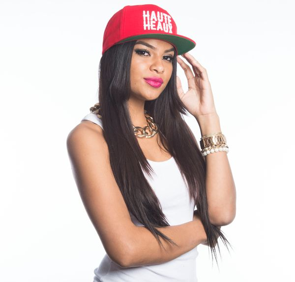HAUTE HEAUX ® Snapback Hat, red hot!