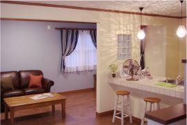施工事例:香川県U様邸:輸入住宅の施工実例 インターデコハウスファンクラブ