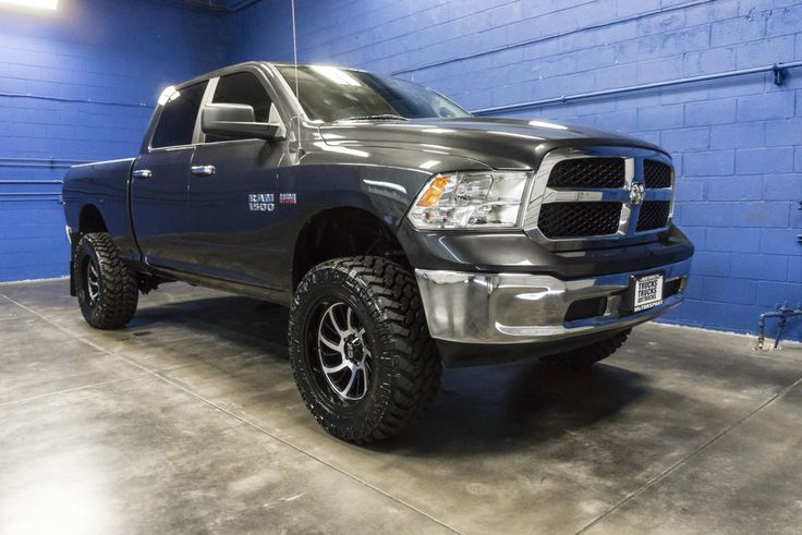 NEWLY LIFTED 2016 Dodge Ram 1500 SLT 4x4 Truck For Sale at Northwest Motorsport…