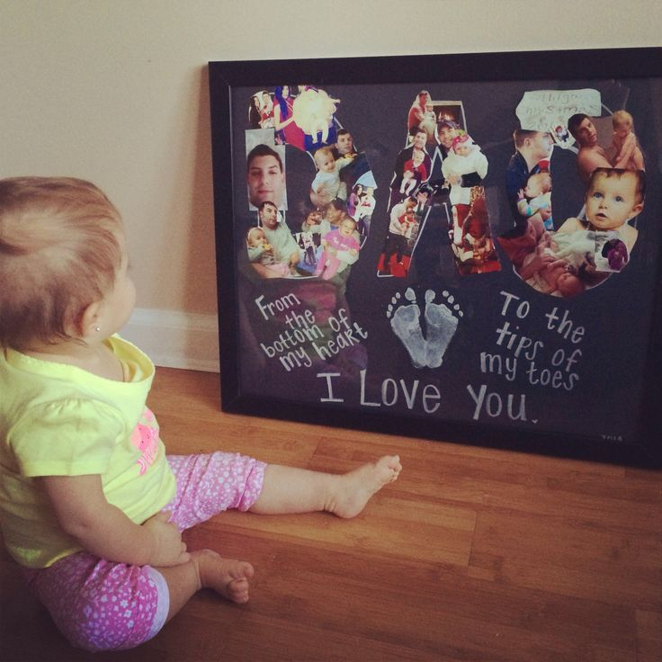 Gift Ideas For Daddy From Daughter Diy