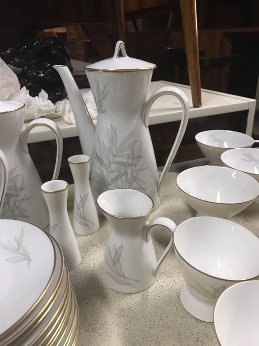 Raymond Loewy porcelain service - Rosenthal - Catawiki