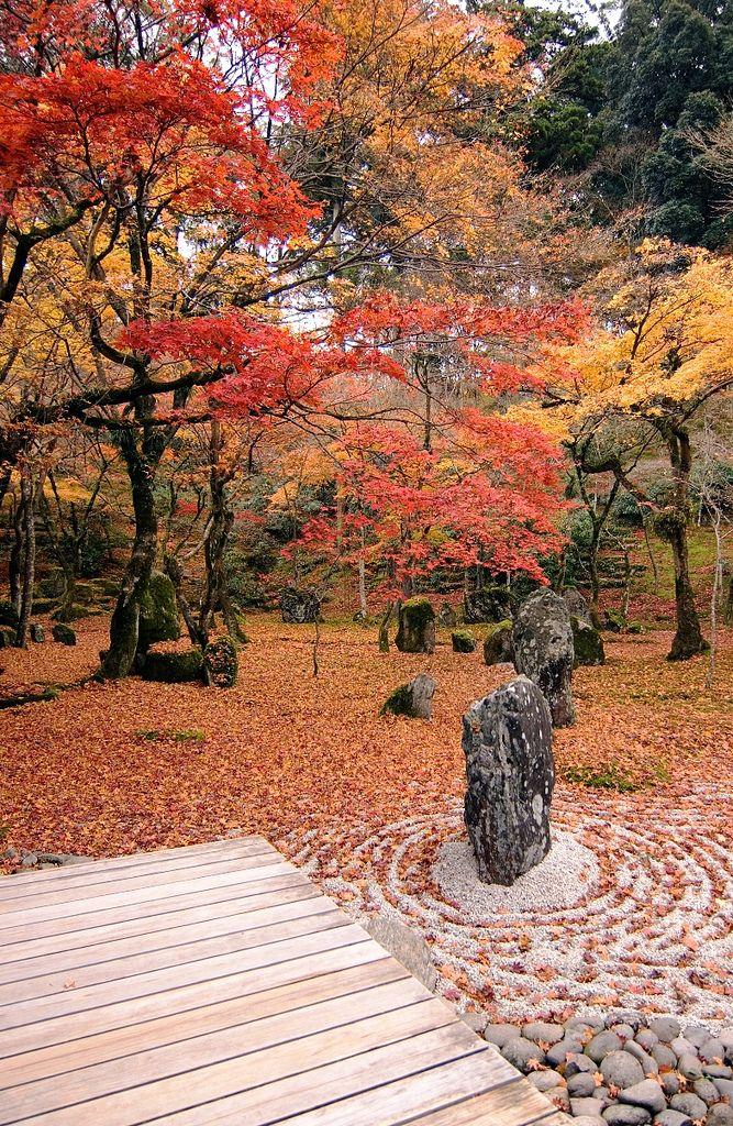 The garden at Komyozenji #garden #fukuoka #japan