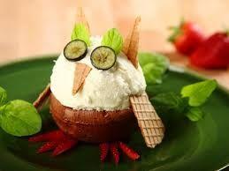Výsledek obrázku pro zmrzlinové dezerty