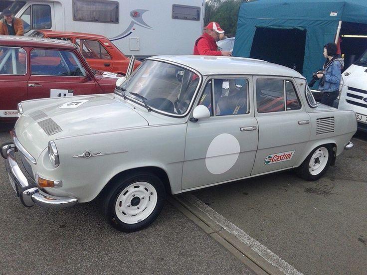 Skoda MB1000 Racecar