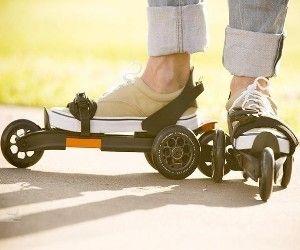 3-Wheel Skates