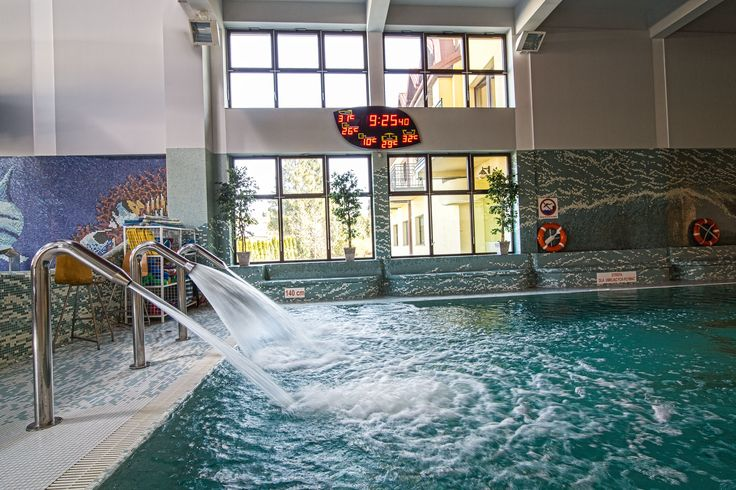 Co powiecie na relaks w naszym basenie? :)  #hotelklimek #hotelklimekspa #muszyna #beskidsadecki #aquapark #baseny