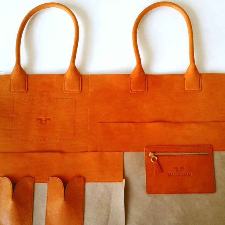 Rozpracovaná middle Tote Bag